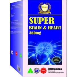 TPBVSK: Giúp tăng cường lưu thông máu lên Não chống hoa mắt chóng mặt ù tai nhức đầu