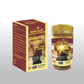Kangaroo+Oyster+Znc Giúp tráng dương bổ thận tăng cường sinh lý Nam 30v