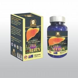 TPBVSK: Liver Detox Hỗ trợ điều trị giải độc gan viêm gan và thanh lọc cơ thể 100v