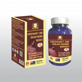 TPBVSK: Bổ sung dinh dưỡng cho Bà bầu trước trong và sau thai kỳ 100v