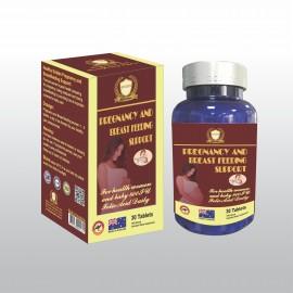 TPBVSK: Bổ sung dinh dưỡng cho Bà bầu trước trong và sau thai kỳ 30v