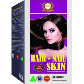 TPBVSK: Giúp kích thích mọc lóc ngăn ngừa rụng tóc, chống gẫy tóc móng và làm đẹp da
