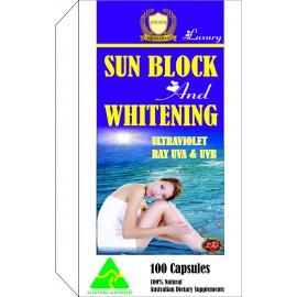 Giúp chống nắng và làm trắng  nội sinh bảo vệ làn da sáng trắng toàn diện