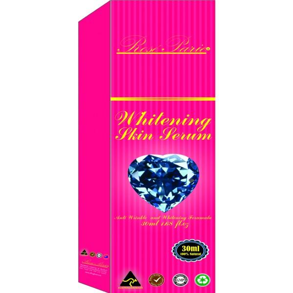 Whitening Serum được chiết xuất từ tinh chất ngọc trai giúp làm trắng da và làm đều màu da cho bạn làn da trắng hồng mịn căng