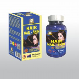 TPBVSK: Giúp kích thích mọc lóc ngăn ngừa rụng tóc, chống gẫy tóc móng và làm đẹp da 100v
