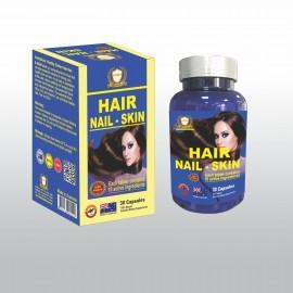 TPBVSK: Giúp kích thích mọc lóc ngăn ngừa rụng tóc, chống gẫy tóc móng và làm đẹp da 30v
